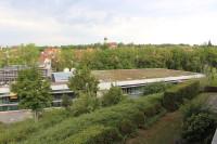 Baustelle der Sport- und Kulturhalle
