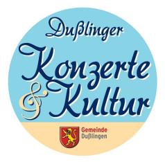 "Das Logo ""Dußlinger Konzerte & Kultur"""