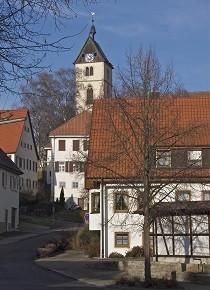 Die Kirchstraße