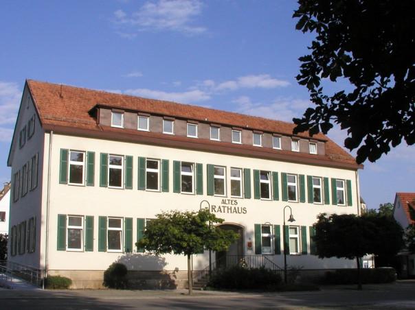 """Bürger- und Vereinshaus """"Altes Rathaus"""""""